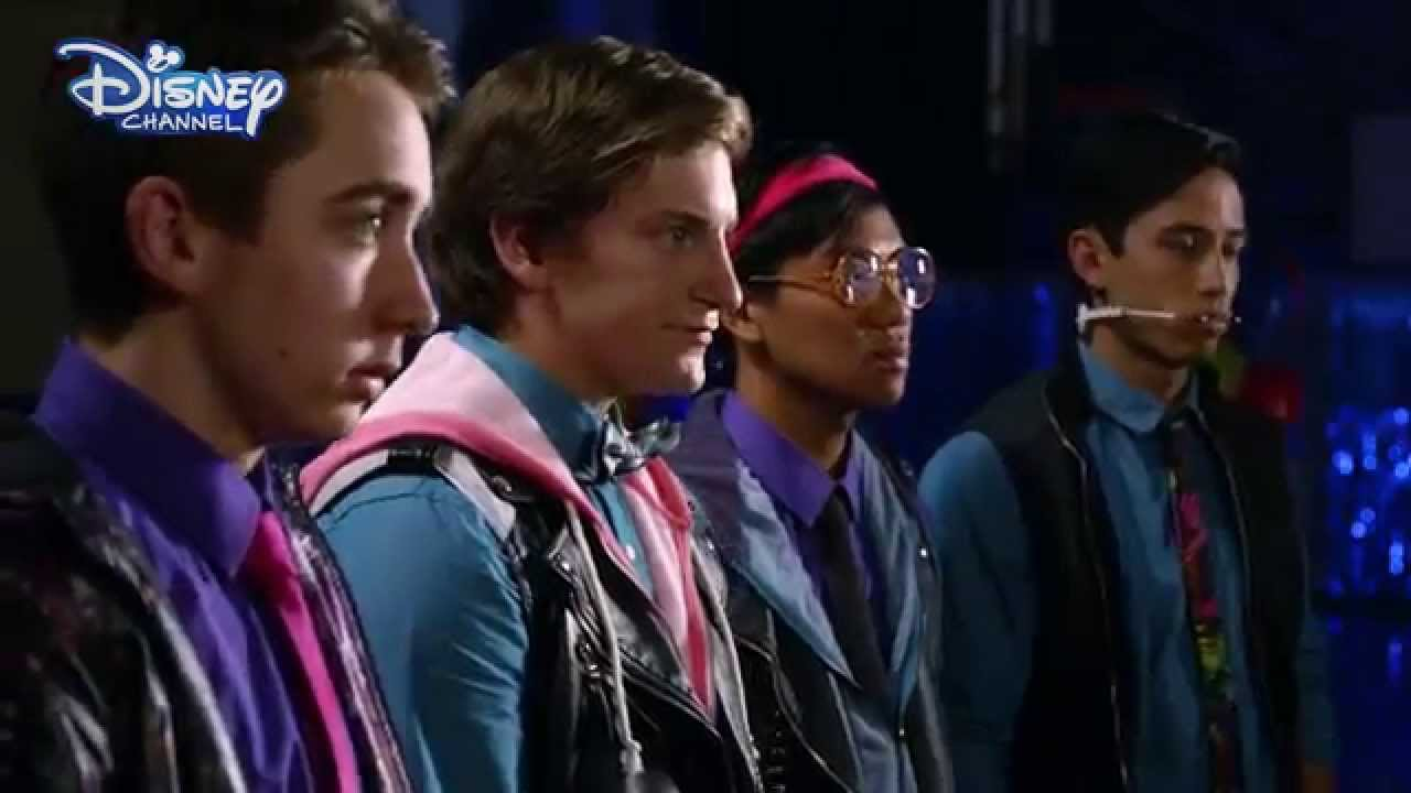Download Zapped   Too Much Music Video   Official Disney Channel UK
