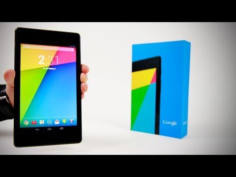 Google Nexus 7 (2013) Unboxing & Review (FHD, New Nexus 7) | Unboxholics