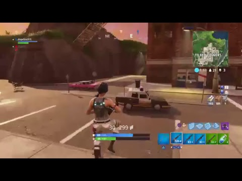 dopeSoz911 ps4- playing fortnite level 73+ - Come and watch- solos 30 wins