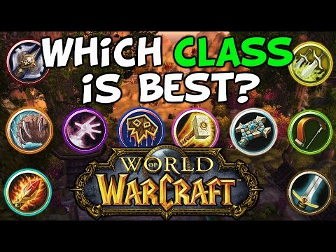 World Of Warcraft: Which Class Should You Play?