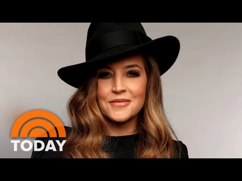 Lisa Marie Presley Opens Up To Jenna Bush Hager About New Album And Her Father's Legacy | TODAY