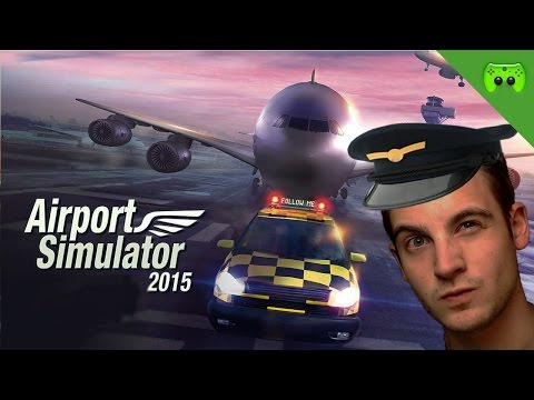EVERYTHING UNDER CONTROL 🎮 Airport Simulator 2015