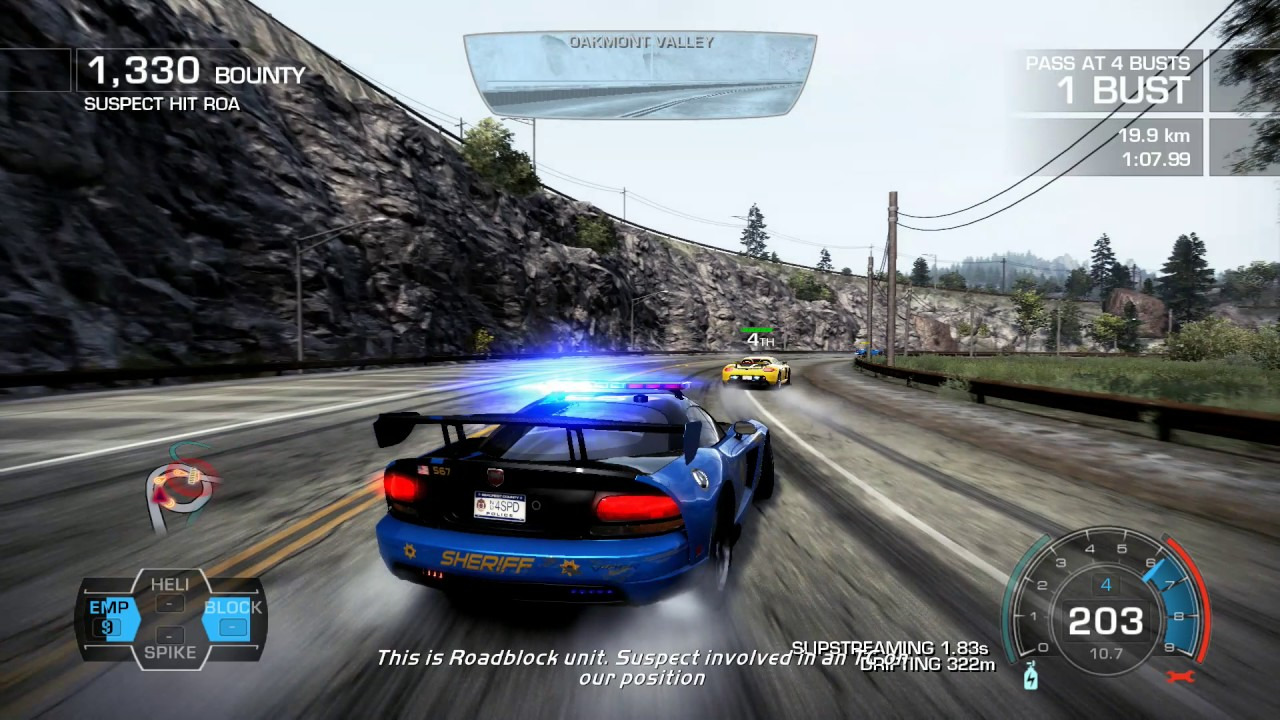 Abandonware Games / Need For Speed Hot Pursuit 2