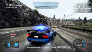 Need For Speed: Hot Pursuit (PC) - SCPD - Charged Attack [Hot Pursuit]