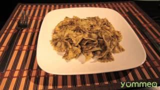 Pesto Pasta In 30 Seconds From Yummeo