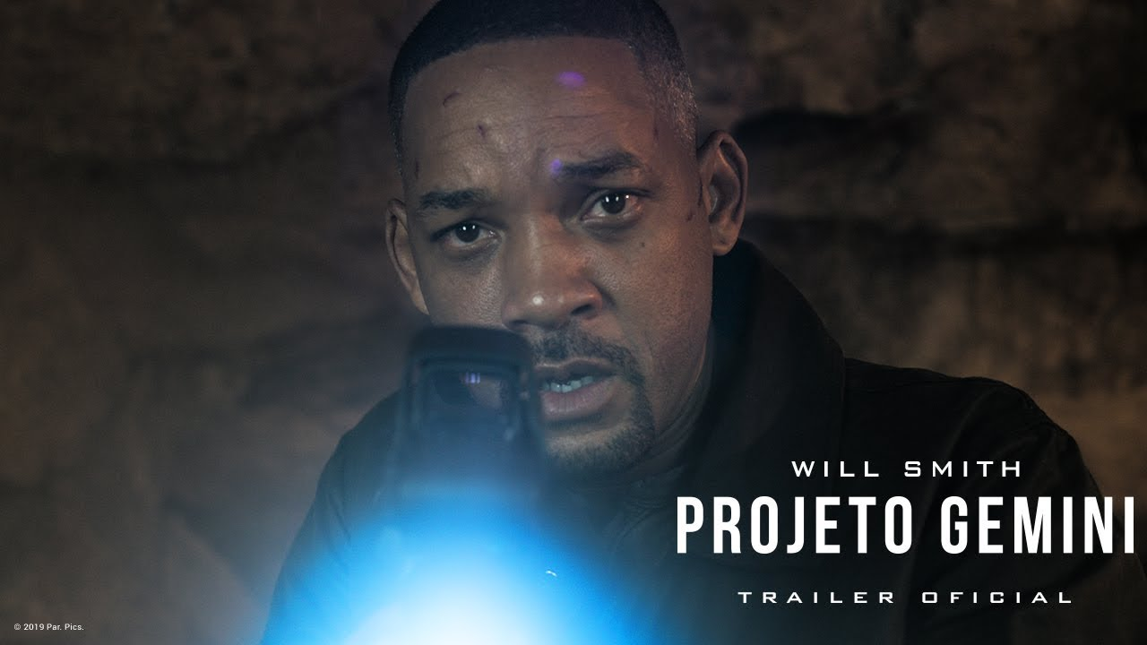 Projeto Gemini   Segundo Trailer Legendado   Paramount Pictures Portugal (HD)