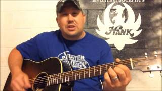 I Almost Lost My Mind - Hank Williams Jr. Cover by Faron Hamblin