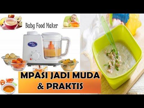 CARA PEMAKAIAN BABY SAFE FOOD MAKER