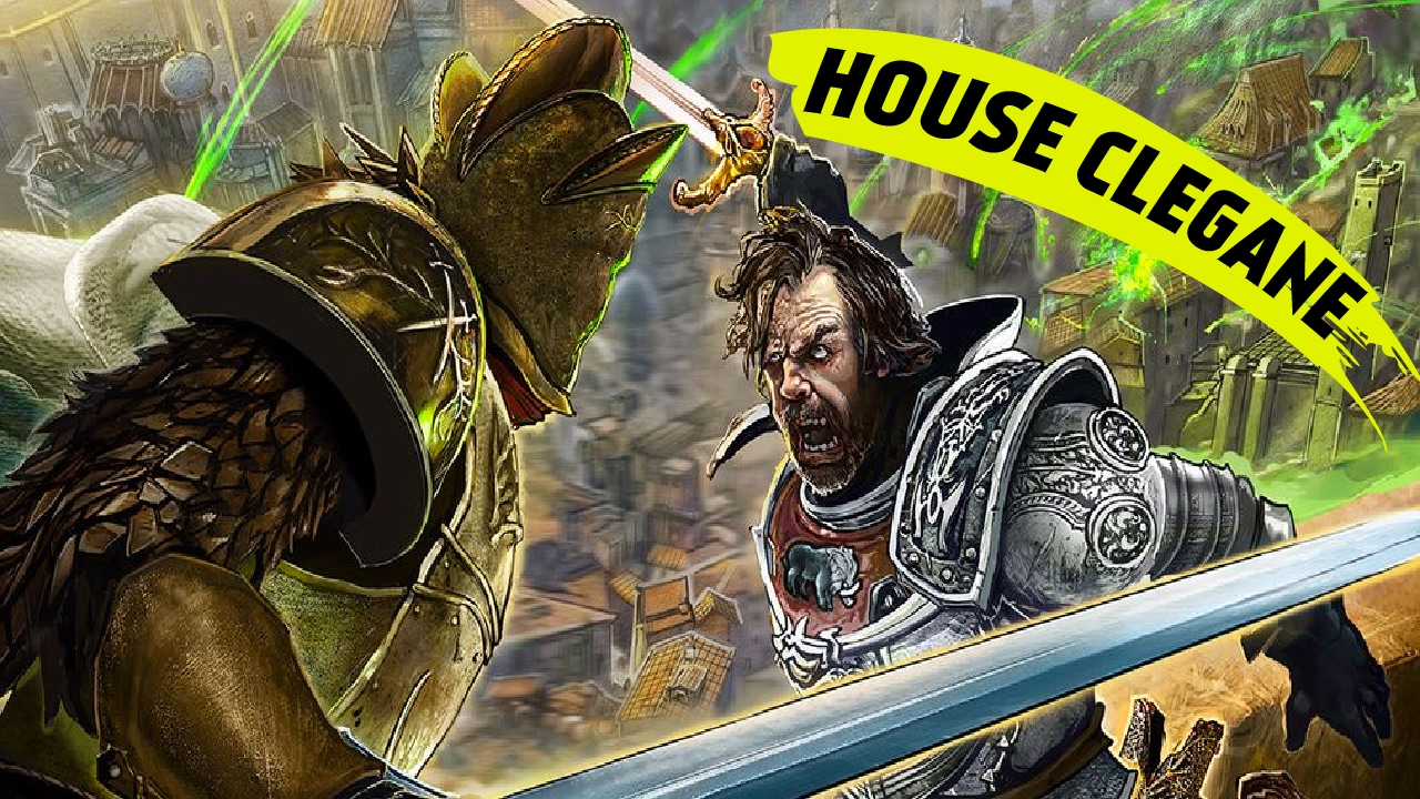 The Secrets of House Clegane (Game of Thrones) - YouTube