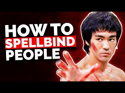 How To Make People Like You - Bruce Lee Charisma Breakdown