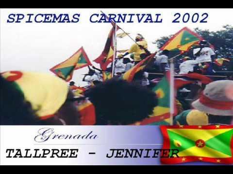 TALLPREE - JENNIFER - GRENADA SOCA 2002