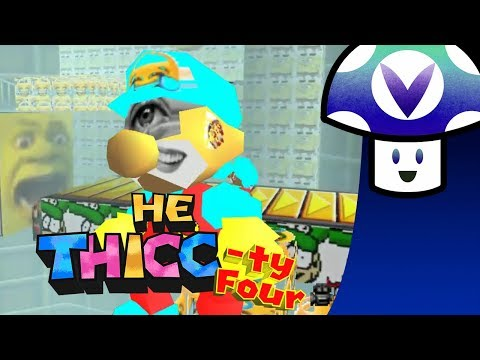 [Vinesauce] Vinny - HE THICC-ty Four