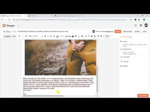 How To Setup Super Seo Blogger Template - TemplatesYard