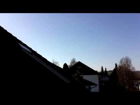 Überflug BK 117 Christoph Rheinland