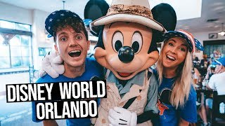 Disney World Orlando - Magic Kingdom | Florida Vlog