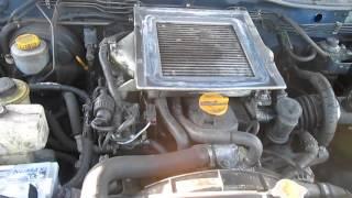 Nissan Terrano 2.7 TD Engine Complete 120K miles