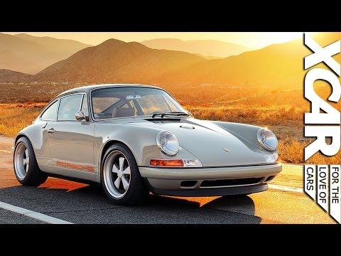 Singer Vehicle Design: Porsche 911 Re-Imagined, Original Spirit - XCAR