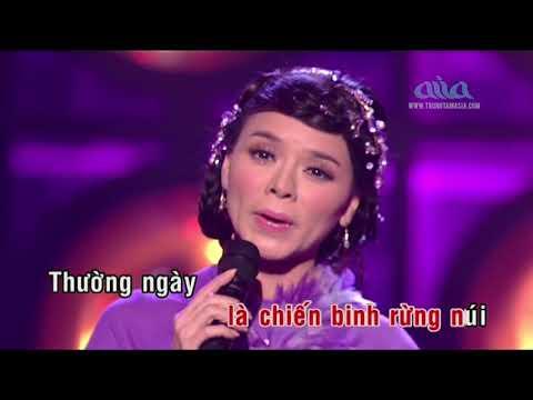 KARAOKE | Chuyện Hoa Sim & Hồi Chuông Xóm Đạo | Nhạc: Anh Bằng