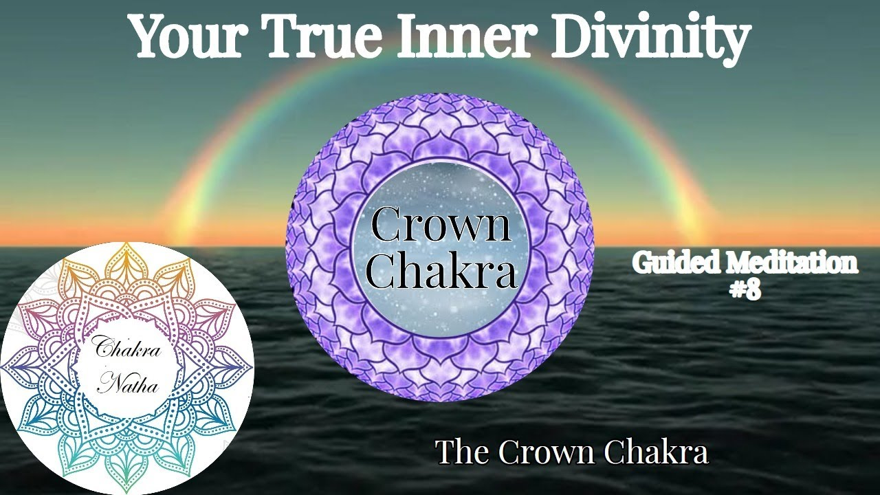 Crown chakra guided meditation, Your personal connection ...