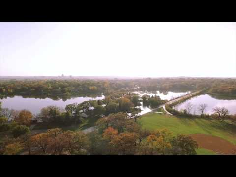 Edina, Minnesota Through A  Drone