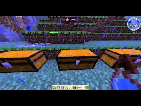Barcos y Aviones con un Bloque_Minecraft_Archimedes Ships Mod