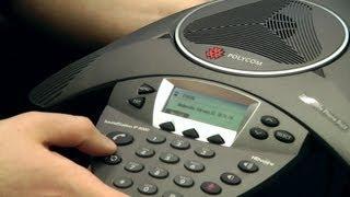 AV Eğitimi: Konferans Telefonları kurma