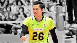 Download Video Amazing Volleyball Moments by ISSEI OTAKE-大竹 壱青 - Champions Cup 2017 MP3 3GP MP4