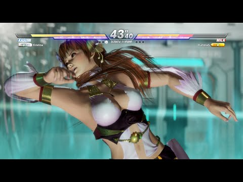 [リョナ] Dead or Alive 5 Ryona: Supergirl from YouTube · Duration:  3 minutes 25 seconds