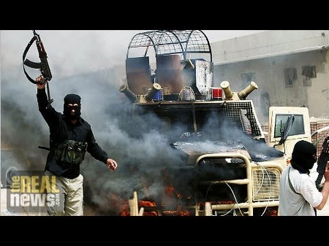 ISIS Born from Occupation of Iraq, not Syrian Civil War