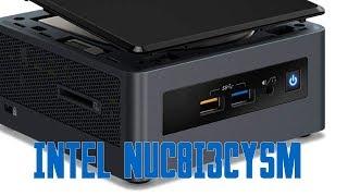 [Cowcot TV] Présentation Intel NUC NUC8I3CYSM