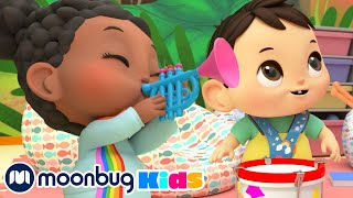 In The Baby Band - I Love To Play   Lellobee City Farm   Kids Songs   Nursery Rhymes