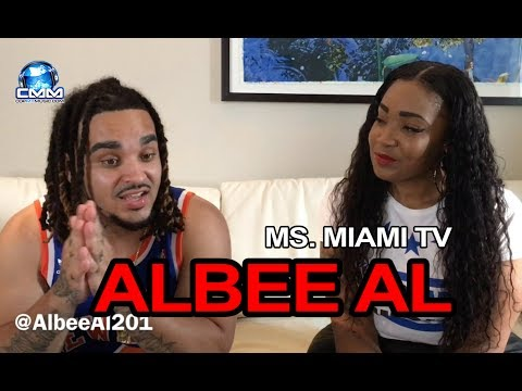 Ms.Miami TV - Exclusive Interview With Albee Al (Copmymusic.com)