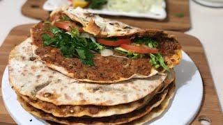 ✅ Evde Lahmacun Yapmak Hem Kolay Hem Daha Lezzetli💯Püf Noktaları İle Lahmacun Tarifi/Seval Mutfakta