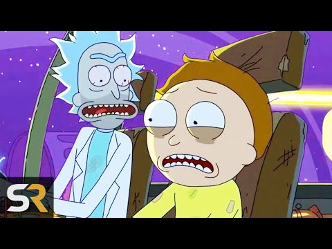 Rick And Morty: The Worst Things That Happened To Morty