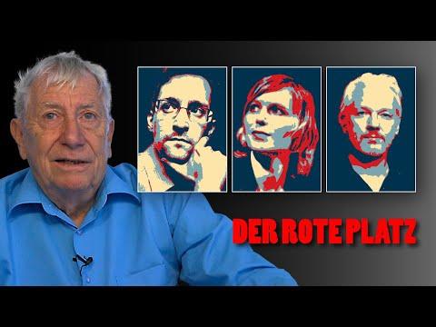 Der Rote Platz #57: Gefährliche Wahrheit - Whistleblower sind die Helden der Demokratie