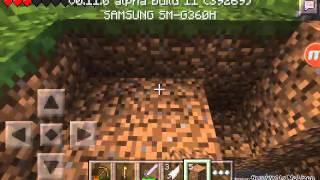 Minecraft PE Survival - sezon 2 - bölüm  2