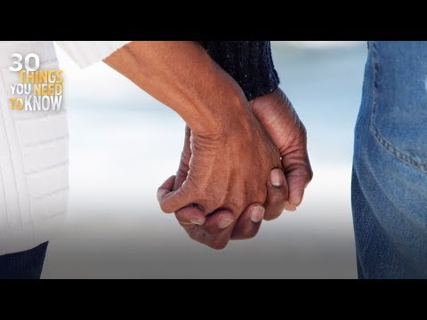 Health Benefits Of Holding Hands With Your Partner