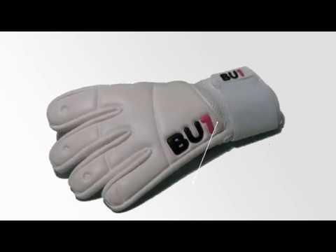 Brankářské rukavice BU1 Classic - YouTube d02c5ef130