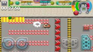 stunt2 [hard] :Taxi Driver2 -Quest mode