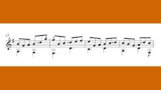 Free classical guitar sheet music - Johann Sebastian, free sheet music for guitar