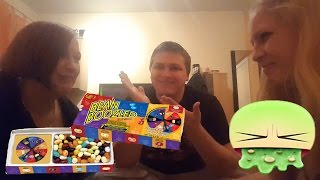 Jelly Bean Boozled Challance - Die Kotze Essen Deutsch/German HD | Sharie09