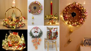 Jute craft Christmas decorations ideas 🎄 Christmas Decoration 2022