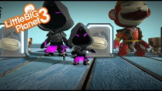 LittleBigPlanet 3 - Fortnite Skins All made by me!!!!!!!!!!!!!!!!!!!!!!!!!!