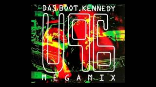 U96 - Das Boot / Kennedy Megamix (i wanna be a kennedy) [1992]