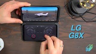 LG G8X Recenzja - składany smartfon inaczej | Robert Nawrowski