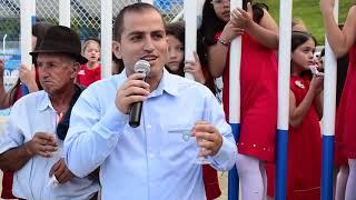 Creafam inauguró piscina semi olímpica y otras obras en su centro recreativo