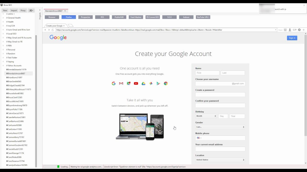 Get PVA Dominator 2016 – Free Cracked Nulled Seo Softwares