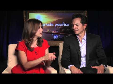 Private Practice - Kate Walsh & Benjamin Bratt