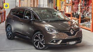 Renault Grand Scenic - Autotest