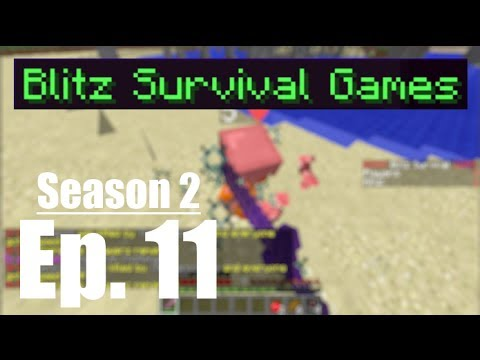 Blitz Survival Games | Season 2 | Episode 11 | Vegetarian Challenge